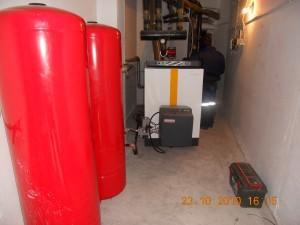 Θέρμανση, Κυκλοφορητής, Κλειστό κύκλωμα Θέρμανσης, Κυκλοφορία θερμούν νερού, βαλβίδα ασφαλείας, αυτόματος πλήρωσης, δοχείο διαστολής